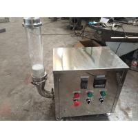 Wholesale Granular capsule industrial spray dryer equipment , fluidized bed system spray drying machine from china suppliers