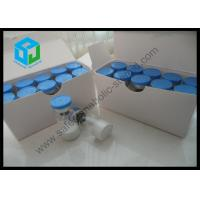 White Lyophilized Peptide Muscle Building Peptide HGH Fragment 176-191 with 2mg
