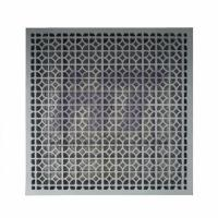 Quality Perforated Clean Room Raised Floor Ventilation Rate 55% Die Cast Aluminum for sale