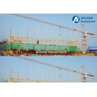 Wholesale 400KN.m Hammerhead Tower Crane , Topkit Free Standing Crane Tower 29 meter from china suppliers