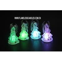 Wholesale Flameless Battery Operated  LED Christmas Candle Lights Color Changing from china suppliers