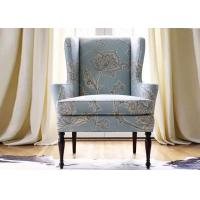 Wholesale Hotel Bedroom Furniture Wooden Accent Chair For Waiting Lobby Areas from china suppliers