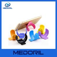 Wholesale China factory custom design silicone mobile phone stand holder from china suppliers