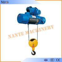 Wholesale High Speed Monorail 3 Phase Electric Wire Rope Hoist 20 Ton 0.5~8m/min from china suppliers