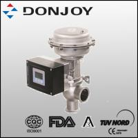 Quality DC 24V Power intelligent valve positioner Square model Feature for 1 Inch Ball Valve for sale