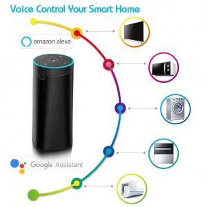 China Wireless Wireless Smart Speaker , ABS And Metal Alloy Alexa Wireless Speaker on sale