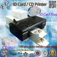 Wholesale 50 Pieces Auto Continuous Printing CD Printer With Print Tray for CD VCD DCD Custom Inkjet Printer Accessories from china suppliers