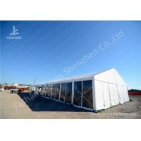 Wholesale 16M Wide Transparent Pvc Wall Outdoor Party Tents , Wind Resistant Garden Party Marquee from china suppliers