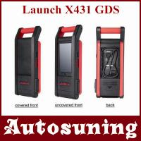 Wholesale Launch X431 GDS with 3G Wireless Communications Internet for Cars / Trucks from china suppliers