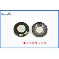 Wholesale Plastic Toy Dooerbell Car Audio Speakers FO 600HZ Diamater 27mm from china suppliers