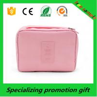 Wholesale Beautiful PU PVC Canvas Cosmetic Bag Make Up Bags For Women / Lady from china suppliers