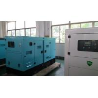Wholesale Soundproof Biogas Powered Electric Generator 100kw - 500kw 1500 RPM from china suppliers