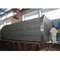 Wholesale Stainless Steel Heat Exchanger Equipment 9-160mm OD With Tube Bundle from china suppliers