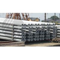 Wholesale Hollow pole Concrete Pole Steel Mould Concrete Pole Equipment dense and high strength from china suppliers