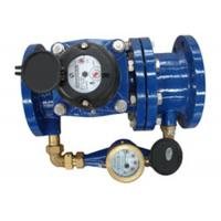 Buy cheap DN250 Magnetic Dry Dial Water Meter Cast Iron Combination 	WoltmanType Water Meter For Irrigation from wholesalers
