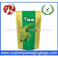 Quality New Type Factory Direct Ziplock Tea Aluminum Foil Bags Tea Packaging Bags Tea Bags for sale