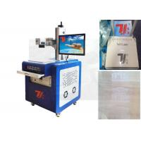 Wholesale Cold Ligh Source Glass Engraving Machine For Plastic Crystal UV Laser Marking from china suppliers