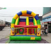 Wholesale Clown Commercial Inflatable Slides Printing Inflatable Backyard Water Slide from china suppliers
