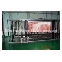 Wholesale Glass Wall Transparent led display screens PH 10 SMD3528 Light Weight from china suppliers