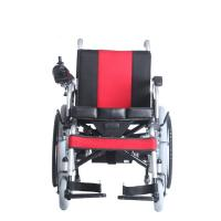 Quality Portable Manual Brake Steel Manual / Electric Wheelchair With Potty 22 Inch Tyre 250w Motor for sale