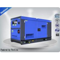 Wholesale Widely Used Cummins / Perkins / Volvo Silent Diesel Engine Power Electric Generator 45kva from china suppliers