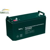 Wholesale High Power 120Ah Rechargeable Sealed Lead Acid Battery 12v For Power Tools from china suppliers