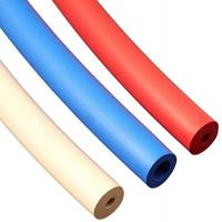 Wholesale Insulation Silicone Foam Rubber Tubing , Silicone Closed Cell Foam Tubing from china suppliers