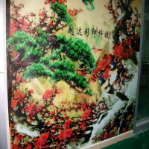 Wholesale Glass printing machine uv printer/glass printer uv/uv ink glass printer from china suppliers