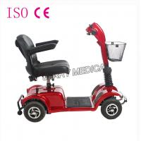 Wholesale Intelligent Compact Outdoor Disabled Electric Scooters , Disability Mobility Scooters from china suppliers