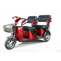 Wholesale 48V 500W Mini Electric Powered Tricycle Opened Roof Three Wheel Tricycle 2100*780*1060 from china suppliers