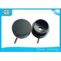 Wholesale Long Life Size 30 * 17mm Mirco 90dB Piezo Buzzer With Circuit 4000Hz With Wire and Lug from china suppliers