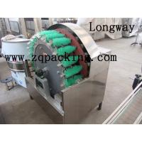 Wholesale Semi-auto Glass Bottle Brush Washing Machine from china suppliers