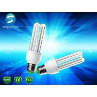Wholesale Meeting Room Brightest LED Bulb 3U 90Lm / Watt 9W CE ROHS With Clear Glass from china suppliers