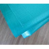 Wholesale 230gsm new hdpe material light green tarp sheet with uv protect from china suppliers