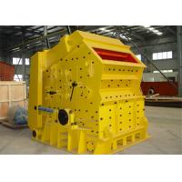 Wholesale 130 T / H Capacity Impact Mining Crusher Equipment For Stone / Coal Crushing from china suppliers