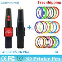 Wholesale Red 3D Air Pen Heat Melt Extrusion Molding with ABS 1.75mm Printer Material from china suppliers