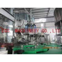 Wholesale 750ML Bottle Wine Automatic Washing Filling Capping Machine For Vodka / Vhisky from china suppliers