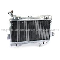 Wholesale Quad Bike Parts ATV Radiators With Cap For SUZUKI LTR450 LTR 450 from china suppliers