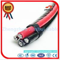 Wholesale Xlpe / PVC / PE  Insulated AAAC Triplex Service Drop Cable 25 - 120 Mm2 Range from china suppliers