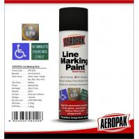 Wholesale Safety Survey Marking Paint , Permanent Spray Paint For Car Parks / Warehouse from china suppliers