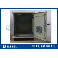 Wholesale Waterproof Anti-theft Outdoor Wall Mounted Cabinet For Installing Battery / Equipment from china suppliers