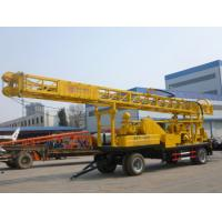Wholesale trailer mounted well drilling rig china supplier from china suppliers