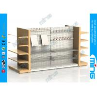 Wholesale European Style Supermarket Display Shelves With Different Hooks from china suppliers