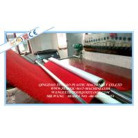 Buy cheap Good Quality PVC Cushion Mat Making Plant ,  PVC Cushion Floor Carpet Facility Plant from wholesalers