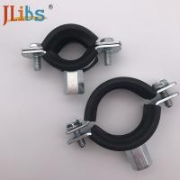 Buy cheap Heavy Duty Hose Steel Pipe Clamps For Cast Iron Pipe ISO Standard from wholesalers