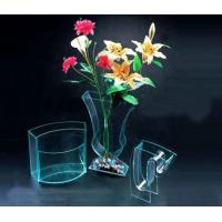 Wholesale Tall Single Acrylic Flower Vases Holder from china suppliers