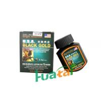 Wholesale USA Black Gold Herbal Male Enhancement for Strengthen Body / Consolidate Sperms from china suppliers