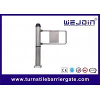 Wholesale Electric Car Park Barriers , Pedestrian Swing Barrier Gates With Traffic Light from china suppliers