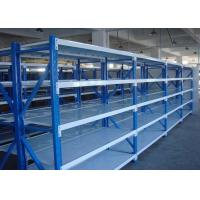 Wholesale Steel Warehouse Light Duty Storage Rack , Industrial Racking Systems Adjustable from china suppliers