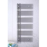 Wholesale Bathroom Heated Towel Radiator With Towel Rail Stainless Steel Polished from china suppliers